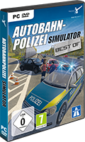 Packshot Autobahnpolizei Simulator - Best of