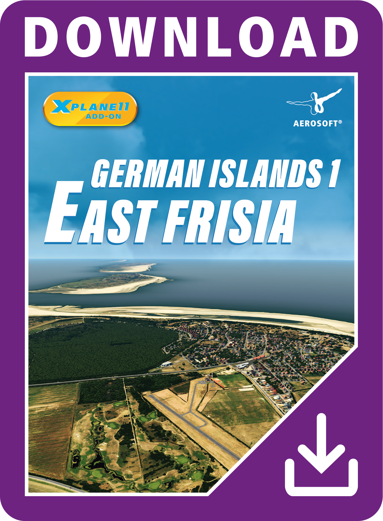 Packshot German Islands 1 - Ostfriesland