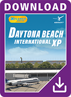 Packshot Daytona Beach International XP