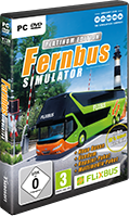 Packshot Fernbus Simulator Platinum Edition