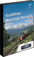 Packshot Koeblitzer Mountain Route 3 reloaded