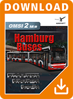 Packshot OMSI 2 Add-on Hamburg Buses