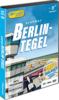 Packshot Airport Berlin-Tegel