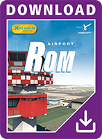 Packshot Airport Rom