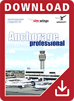 Packshot Anchorage professional