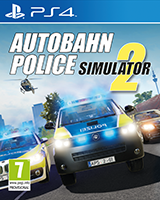 Packshot Autobahn Police Simulator 2 for PS4 (WIP)