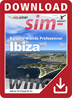 Packshot Balearic Islands professional - Ibiza