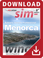 Packshot Balearic Islands professional - Menorca