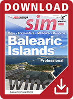 Packshot Balearic Islands professional