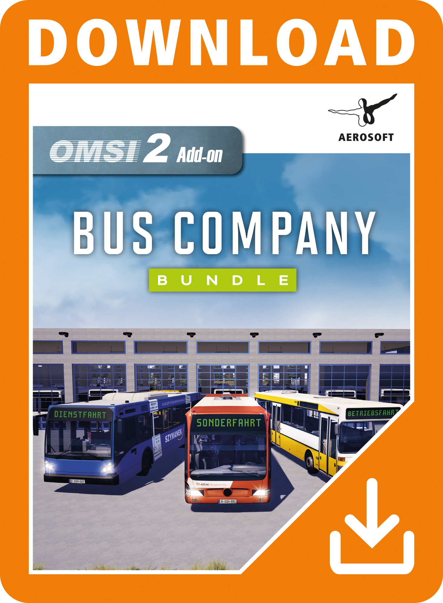 Packshot OMSI 2 Add-on Bus Company Bundle