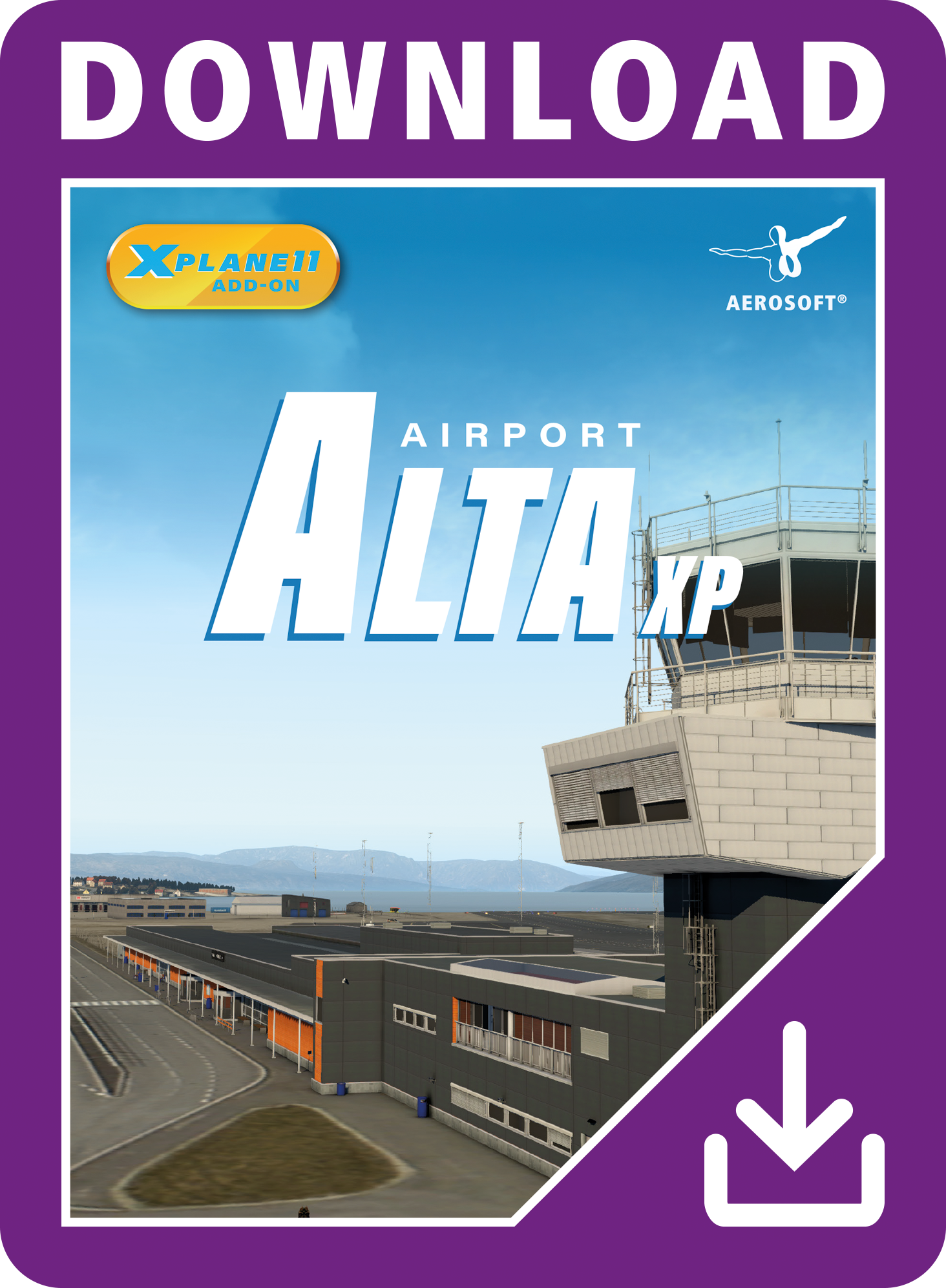 Packshot Airport Alta XP