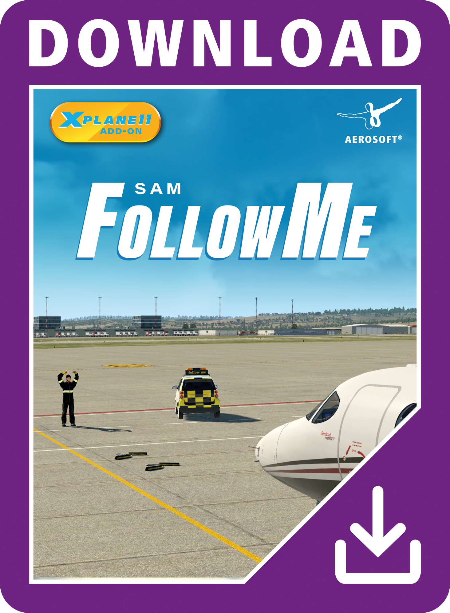 Packshot SAM FollowMe