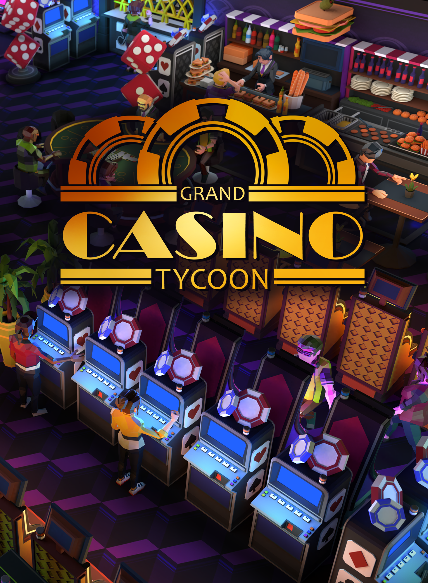 Packshot Grand Casino Tycoon