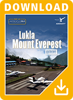 Packshot Lukla – Mount Everest – Extreme