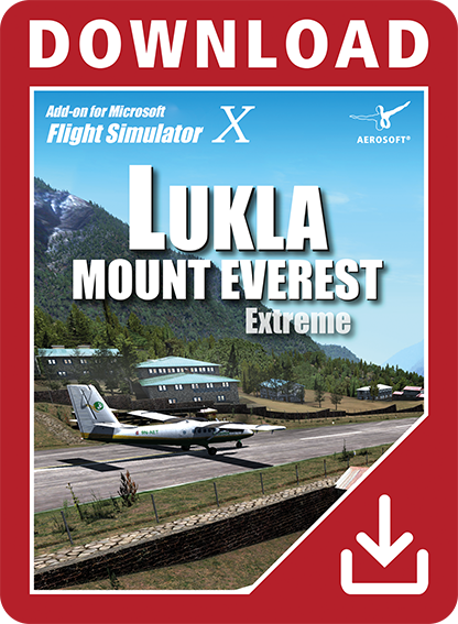 Packshot Lukla – Mount Everest Extreme (FSX))