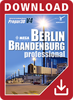 Packshot Mega Airport Berlin-Brandenburg professional