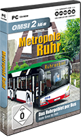 Packshot OMSI 2 add-on Metropole Ruhr