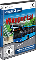 Packshot OMSI 2 Add-on Wuppertal