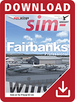 Packshot Sim-wings - Fairbanks professional