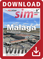 Packshot Sim-wings - Malaga professional