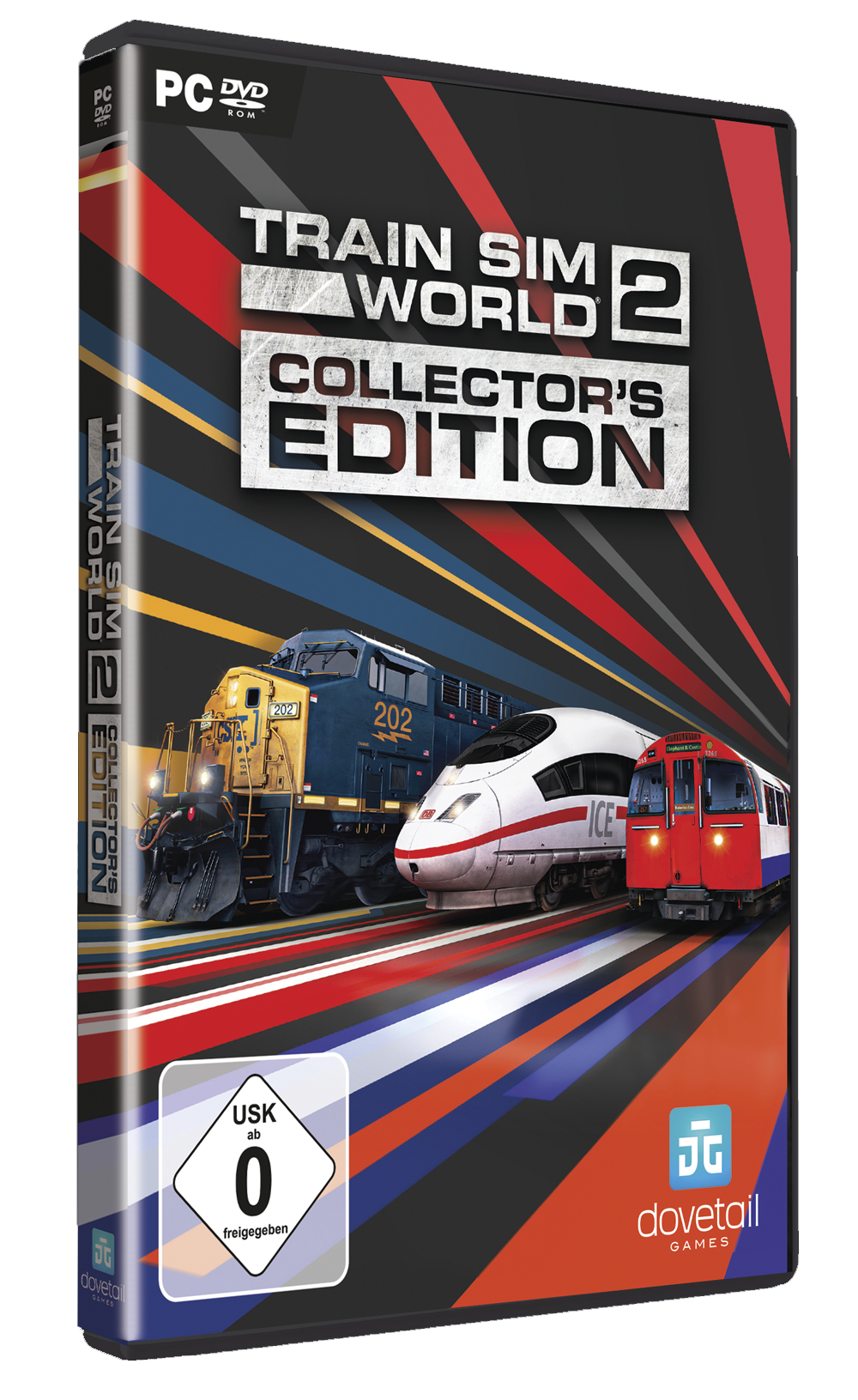 Packshot TRAIN SIM WORLD 2 - Collector's Edition