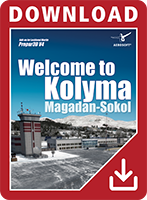 Packshot Welcome to Kolyma - Magadan-Sokol