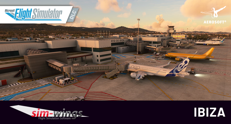 Packshot Sim-wings Ibiza