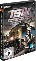 Packshot Train Sim World: CSX Heavy Haul