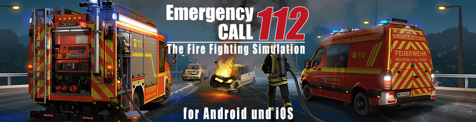 emergency call 112 the fire fighting simulation free download android