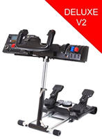 Packshot Wheel Stand Pro for Saitek Pro Flight Yoke System